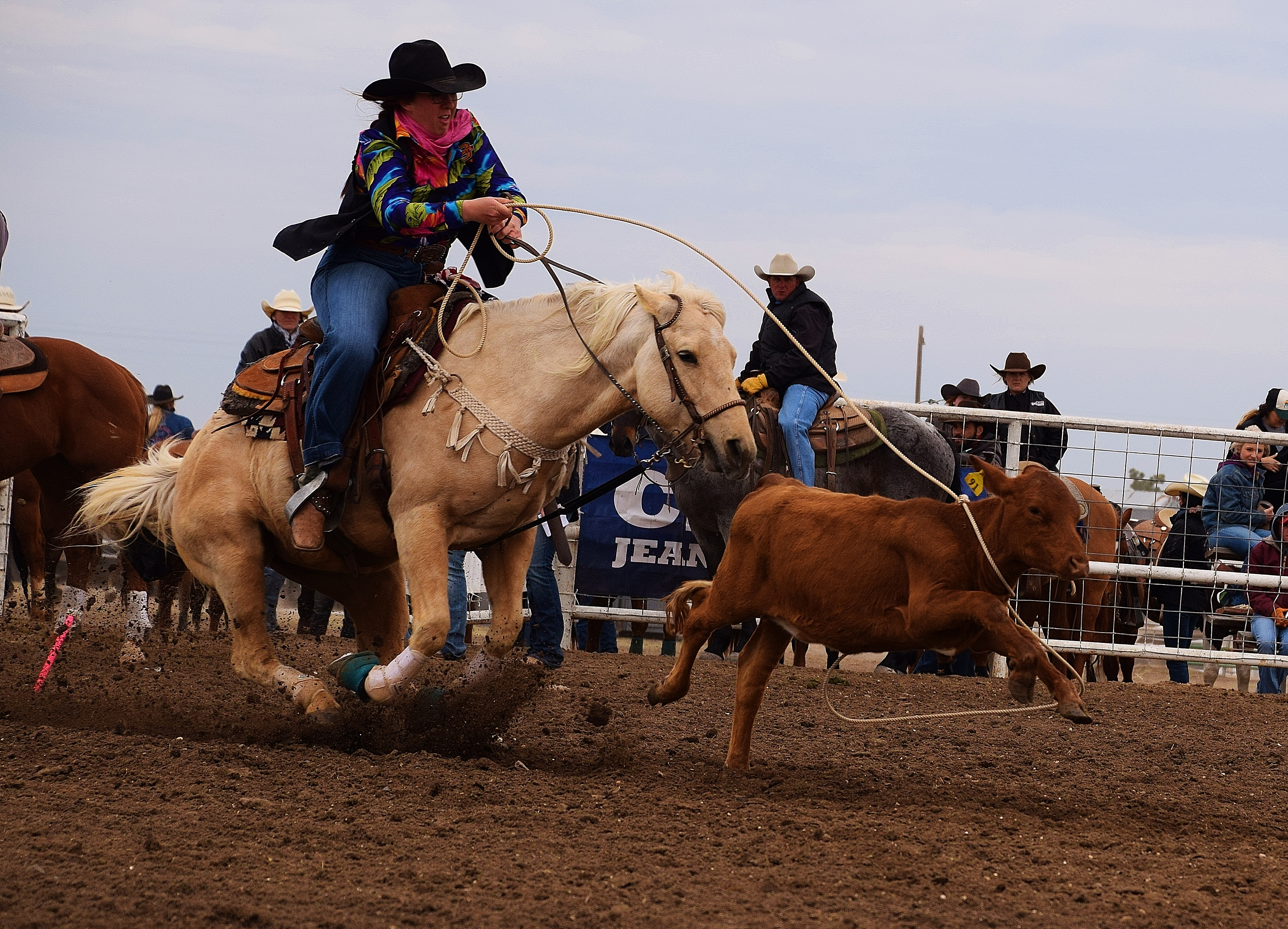 College Rodeo 2018 High Call Media